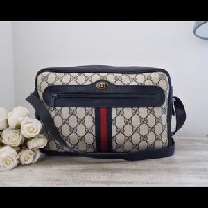 Gucci Ophidia GG Monogram Bag